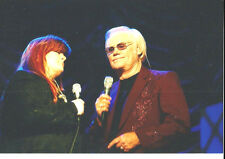 Rare George Jones & Wynonna Concert Candid 4 X 6 Photo