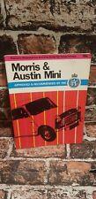 Morris e Austin Mini PEARSON 'AUTO MANUTENZIONE MANUALE RAC VINTAGE CAR LIBRO tblo