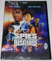 Spies in Disguise DVD - Brand New Sealed Region 1 US