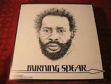 LP Reggae Dub BURNING SPEAR Same STUDIO ONE JAM
