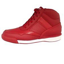 Rockport 7100 High Mens Shoe Red Size-10.5 M US