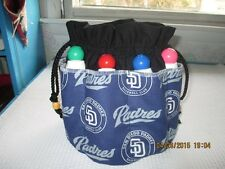 Bingo Bags  -  Tote Bag/Sports  San Diego Padres - Reduced Price NICE GIFT