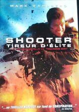 DVD du film SHOOTER, TIREUR D'ELITE avec Mark Wahlberg