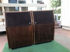 Rare Vintage Heathkit AS-1348 Stereo Speakers. 15 Inch Woofer Backed.