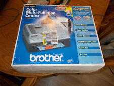 BROTHER COLOR PRINTER PRINTER MFC--420CN LOOKS NEW IN BOX