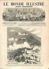 Guerra Carlista Carlist War Espana Spain Carlismo Miguel Primo de Rivera 1874