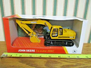 John Deere 200LC Excavator By Ertl 1/50th Scale >