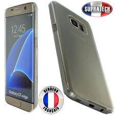 Coque de Protection Arrière Transparente Rigide pour Samsung Galaxy S7 Edge G935