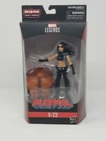Marvel Legends Deadpool Sasquatch Series X-23 Action Figure w/ BAF