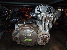 Suzuki GS 550 Engine