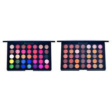 35 Colors Pro Glitter Matte Eyeshadow Palette Powder Eye Shadow Makeup Kit Set
