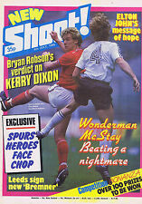 KERRY DIXON / ELTON JOHN / KEVIN WISLON IPSWICHShoot6July1985