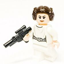 LEGO STAR WARS MINIFIGURE PRINCESS LEIA BLASTER CARRIE FISHER 75159 DEATH STAR