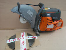 2017 Lama Di Diamante HUSQVARNA K760 Disco Cutter Road con Stihl Saw ts410 420