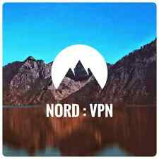 Nord::VPN PREMIUM✔️| 1 YEAR ✔️| EXPRESS DELIVERY🚀✔️ |FULL WARRANTY✔️