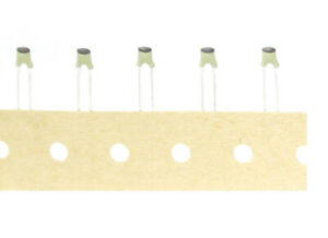 10x 4.7pF 100V 5% NP0 de Cerámica Plate Capacitors / Condensadores RM2.5mm