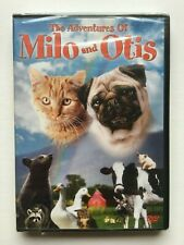 The Adventures of Milo and Otis DVD Dog and Cat Family Movie