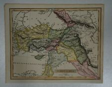 1814 J Russell  map of Turkey in Asia