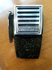 Vintage Avon Breaker 19 Decanter Wild Country After Shave