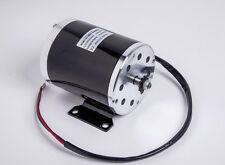1000 W 48V 1020 electric brush motor w base Yiyun LB57 control Pedal Throttle