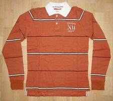 Delayne 69 Polo Poloshirt T-Shirt Langarm Orange Gr. S *NEU mit Etikett*