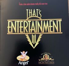 That's Entertainment - Soundtrack - CD (Angel 1994) MGM Musicals