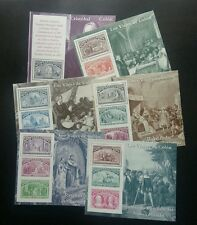 *FREE SHIP Spain Discovery Of America 1992 (ms complete set 6's) MNH