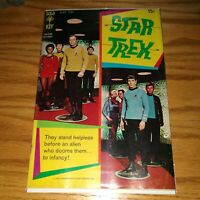 Star Trek #8  - Gold Key 1970 great condition.. FREE shipping.