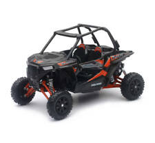 Polaris Side by Side RZR XP1000 Die-cast 4x4 Quad 1:18 New Ray 5 inch Black Red