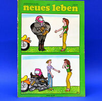 DDR Neues Leben 4 1981 Josipa Lisac Rund Prinzip Katrin Lindner Ku-Klux-Klan B