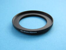 40.5mm to 52mm Step Up Step-Up Ring Camera Lens Filter Adapter Ring 40.5mm-52mm