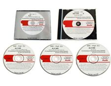 Original Audi MMI 2G Software Update CDs auf MMI Softwarestand 5570 High 2G