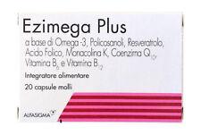 Ezimega Plus 20 capsule Integratore Omega 3