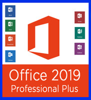 Microsoft Office 2019 Pro Plus Professional Key 🔥Lifetime License For Windows🔥