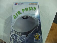Resun 8 Outlet Air Pump with Air  Flow Adjuster AC-9908