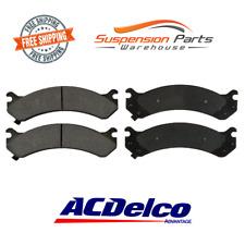 Disc Brake Pads (Front) Ceramic Set For Chevrolet Van Express 2500 3500 4500