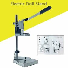 Bench Electric Drill Press Power Grinder Bracket Table Stand Clamp Repair Tool