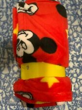 New Mickey Mouse Fleece Throw