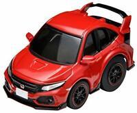 Takara Tomy Choro Q zero Z-64b Honda Civic Type R FK8 Red VTEC F/S w/Tracking#