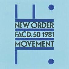 New Order - FACD.50 1981- Movement LP Vinile 46887972