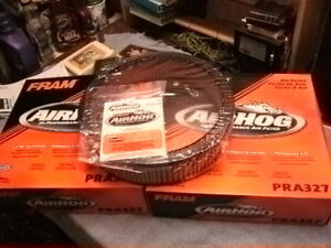 2 - Fram PRA327 High Performance Air Hog Filter Washable & Reusable BRAND NEW!!!