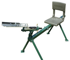 GDK MANUAL SEATED SINGLE ARM FULL COCK, CLAY PIGEON TRAP, THROWER, CLAY TRAP
