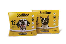 Scalibor¹collar dog flea tick leishmaniasis 48 cm e 65cm protection12 months
