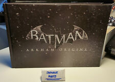 The Art of Batman Arkham Origins from the Collector's Edition Art Book