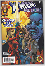 X-Men TRUE FRIENDS #3 Phoenix Wolverine ShadowCat (1999) UNREAD Marvel X8610