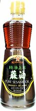 Kadoya 100% Pure Sesame Oil 22.1oz - Product of Japan - USA Fast Shipping