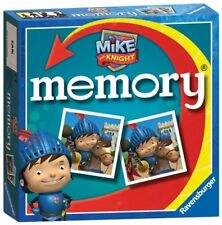 MIKE THE KNIGHT PAIRS MEMORY GAME BY RAVENSBURGER - MINI SIZE - NEW & SEALED!