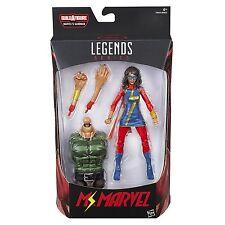 Hasbro Spiderman 6 Inch Infinite Legends Ms. Marvel Figure - Toys