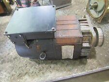 YASKAWA AC SPINDLE MOTOR UASKA-04DZ1 200 V 3.7/2.2 KW 32/23 A AMP 1500/8000