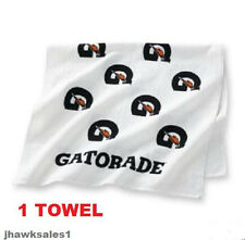 """GATORADE WHITE SPORTS TOWEL """"Great For All Sports"""" - Nice Towel - *NEW"""